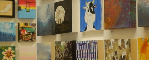 Year-long Art Show